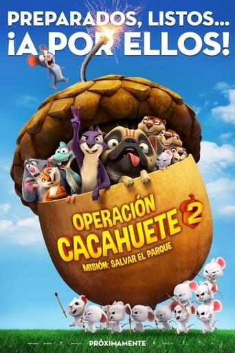 Poster of Operación Cacahuete 2. Misión: Salvar el parque