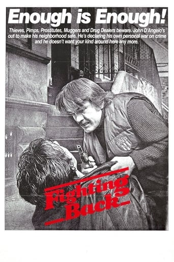 Poster of Fighting Back