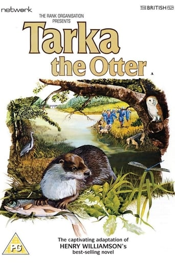 Poster of Tarka the Otter
