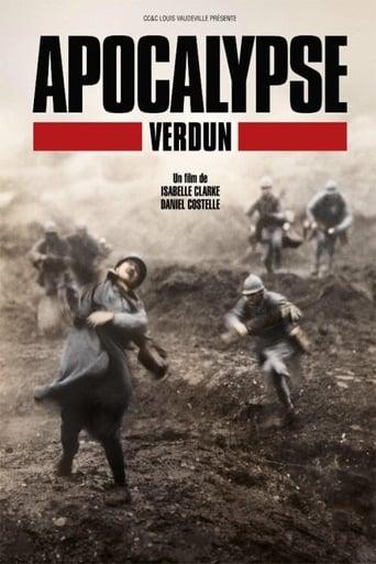 Poster of Apocalypse: The Battle of Verdun