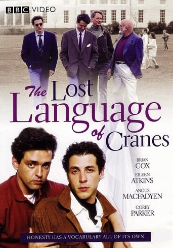 Poster of The Lost Language of Cranes