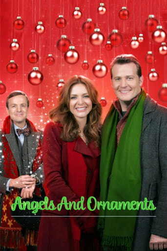 Poster of Angels and Ornaments