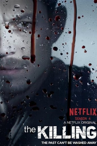 Žmogžudystė / The Killing (2014) 4 Sezonas