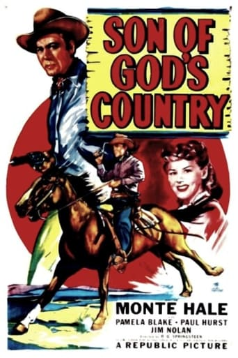 Poster of Son of God's Country