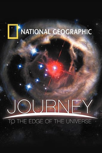 Poster of National Geographic: Journey to the Edge of the Universe