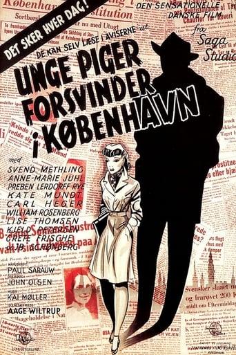Poster of Unge piger forsvinder i København