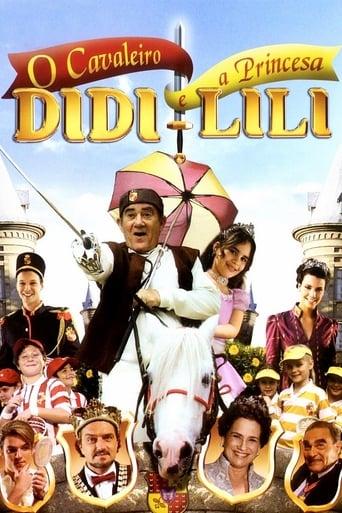 Poster of O Cavaleiro Didi e a Princesa Lili