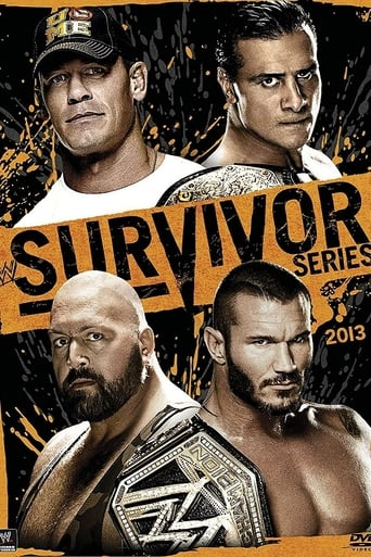 Poster of WWE Survivor Series 2013