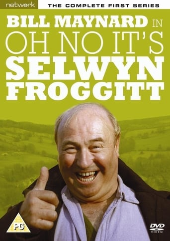 Poster of Oh No, It's Selwyn Froggitt!