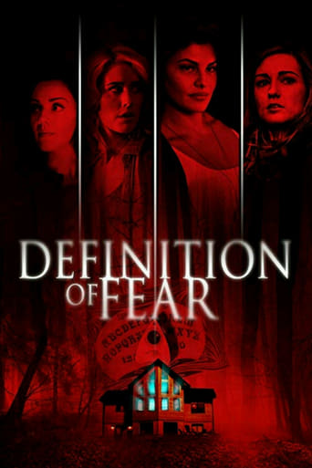 Poster of Definition of Fear