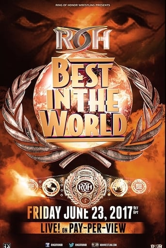 Poster of ROH Best in the World 2017
