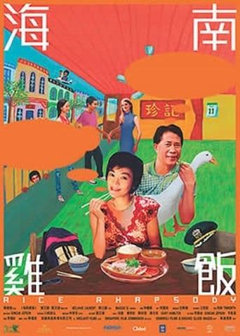 Poster of Rice Rhapsody