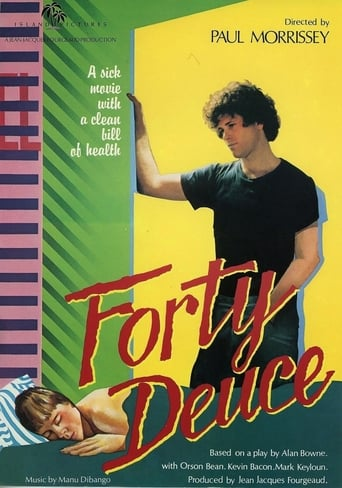 Poster of Forty Deuce