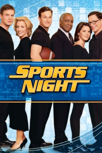 Poster of Sports Night
