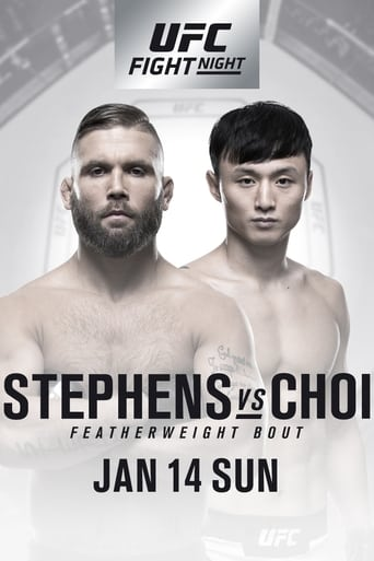 Poster of UFC Fight Night 124: Stephens vs. Choi