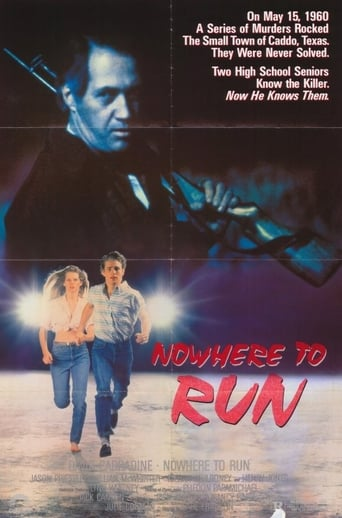 Poster of Nowhere to Run
