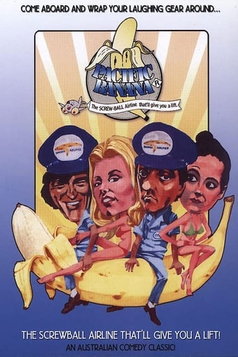 Poster of Banana Airlines