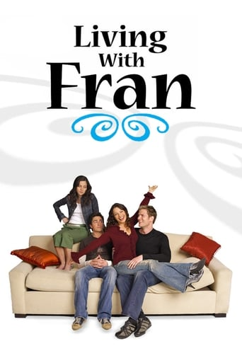 Poster of Living With Fran