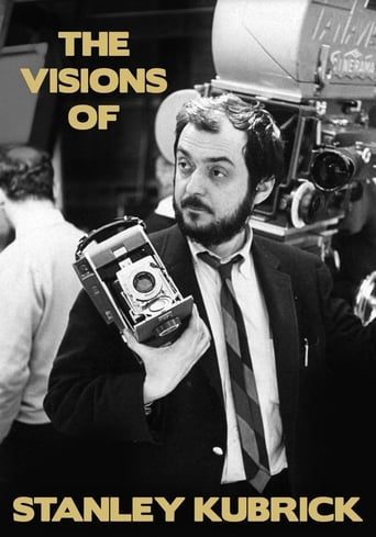 Poster of The Visions of Stanley Kubrick
