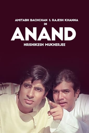 Poster of Anand