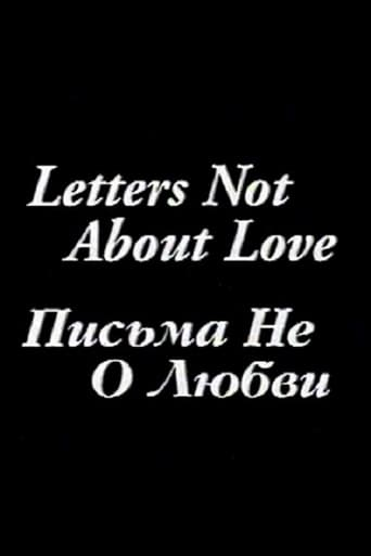 Poster of Letters Not About Love