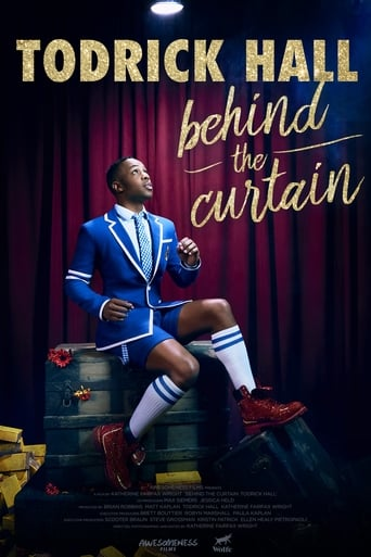 Watch Behind the Curtain: Todrick Hall Free Movie Online