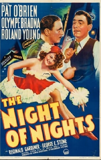Poster of The Night of Nights