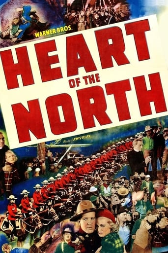 Poster of Heart of the North