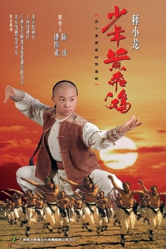 Poster of Young Hero Huang Fei Hong