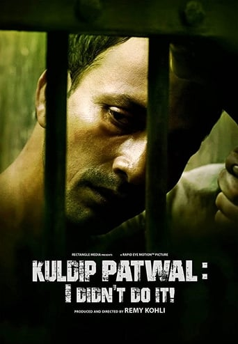 Poster of Kuldip Patwal: I Didn't Do It!