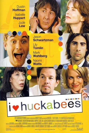 Watch I ♥ Huckabees 2004 full online free