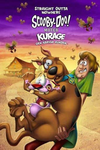 Scooby-Doo möter Kurage den hariga hunden