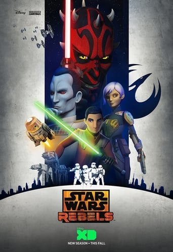 Poster of Star Wars Rebels: Steps Into Shadow