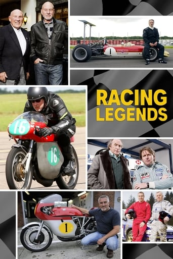 Poster of Racing Legends