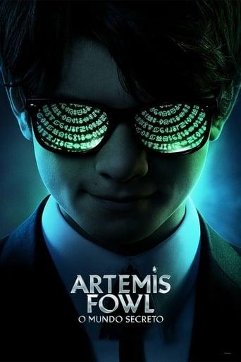 Assistir Artemis Fowl - O Mundo Secreto