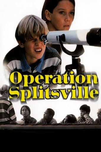 Poster of Operation Splitsville