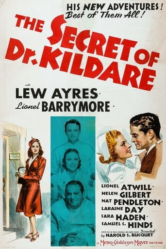 Poster of The Secret of Dr. Kildare
