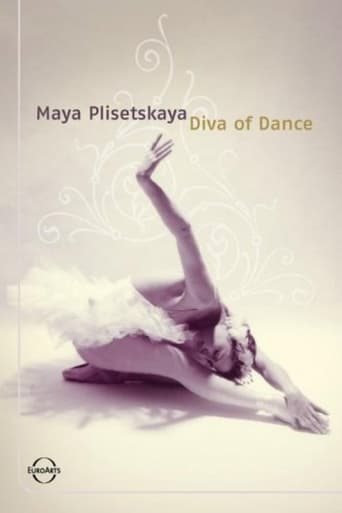 Poster of Maya Plisetskaya - Diva of Dance