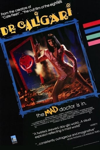 Poster of Dr. Caligari