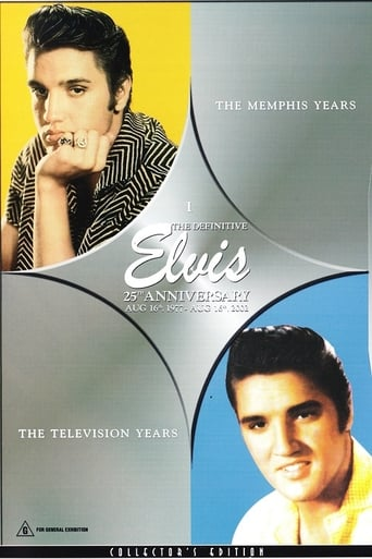 Watch The Definitive Elvis 25th Anniversary: Vol. 1 The Memphis Years & The Television Years Free Online Solarmovies
