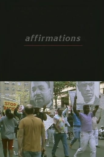 Watch Affirmations full movie downlaod openload movies