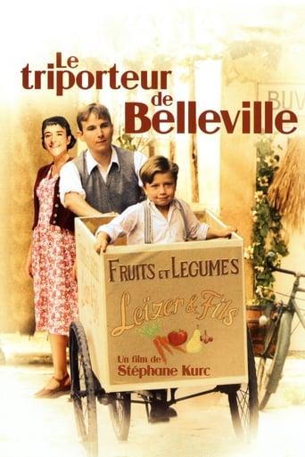 Poster of Le triporteur de Belleville