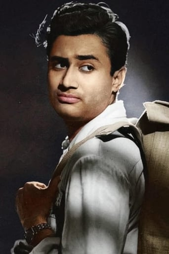 Image of Dev Anand
