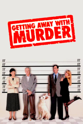 Poster of Getting Away with Murder