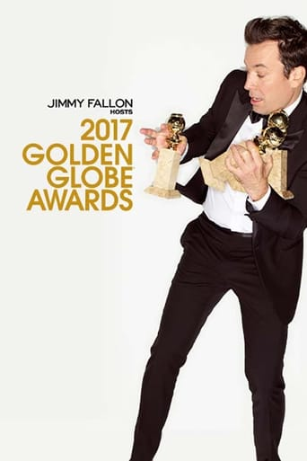 Poster of 74th Golden Globe Awards