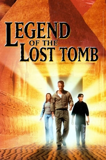 Poster of Legend of the Lost Tomb