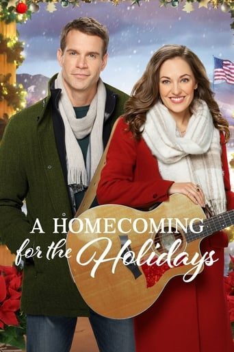 Poster of A Homecoming for the Holidays