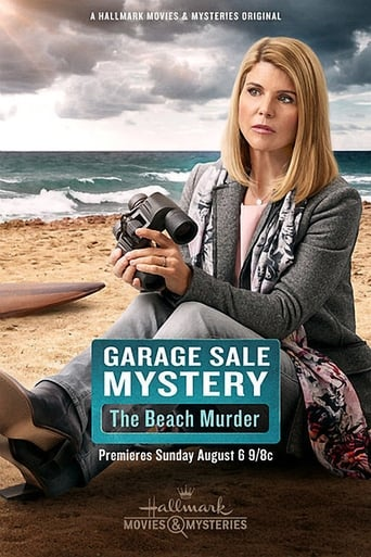 Poster of Garage Sale Mystery: The Beach Murder