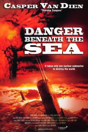 Poster of Danger Beneath the Sea