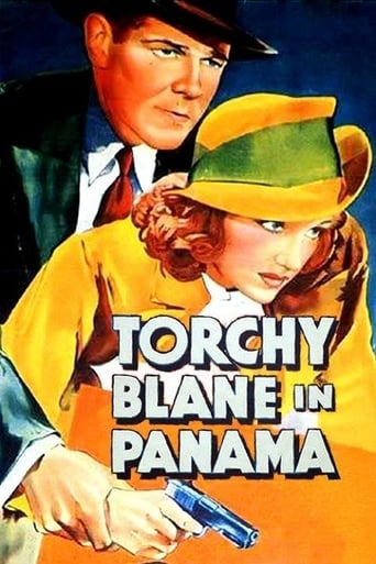 Poster of Torchy Blane in Panama